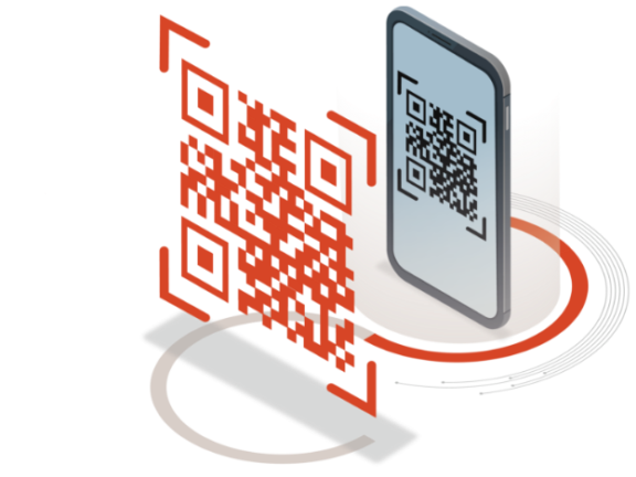 QR Code Authentication 2x