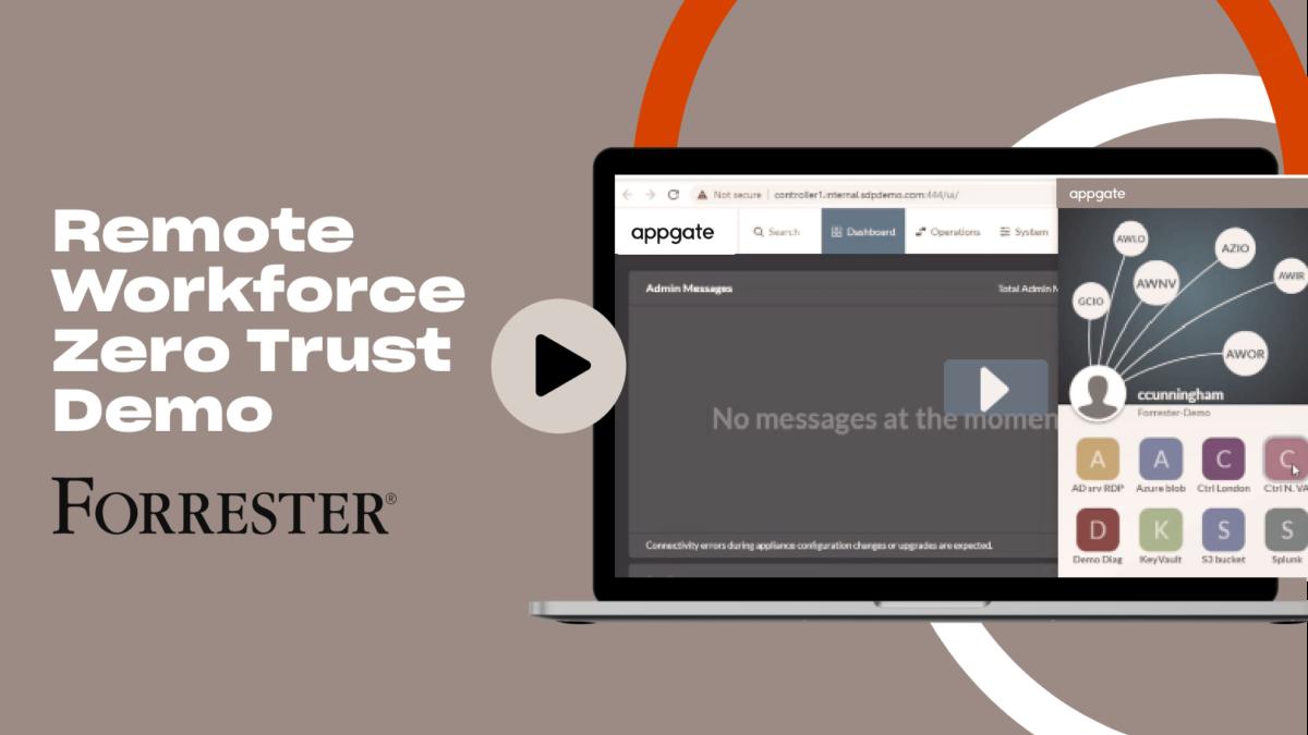Remote Access Zero Trust Demo 2x