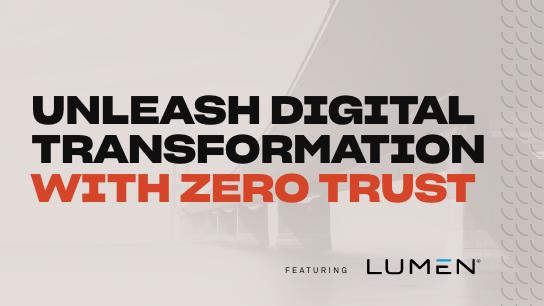 Digital Transformation Lumen
